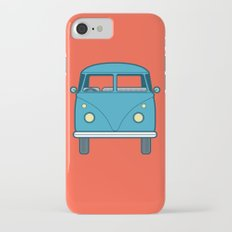 #53 Volkswagen Type 2 Splitscreen Bus iPhone 7 Slim Case