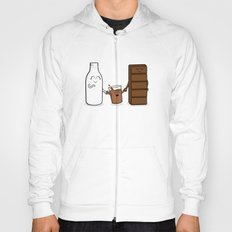 Milk + Chocolate Hoody