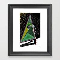 SiFu°^ Framed Art Print