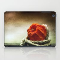 Tangled Season iPad Case