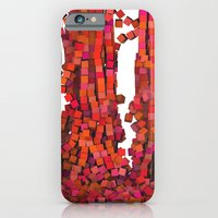 iPhone & iPod Case featuring Collapse by FalexanderArt