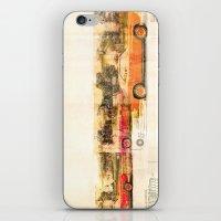 Automatic iPhone & iPod Skin
