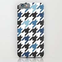 iPhone & iPod Case featuring Blue Tooth by Project M