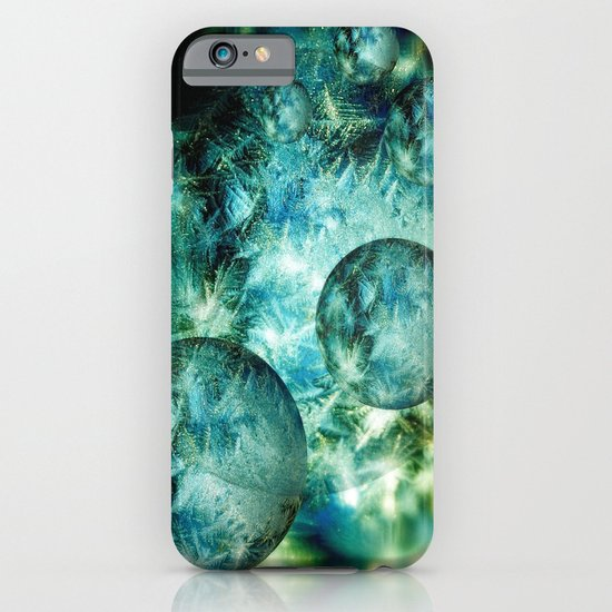 Mystery Worlds iPhone & iPod Case