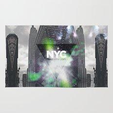 NYC - I Love New York 4 Rug