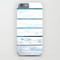 Paint Wood iPhone 6 Slim Case