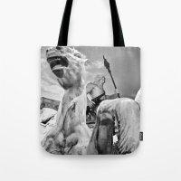 Enraged Tote Bag
