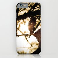 iPhone & iPod Case featuring leaf art by Aaron Mallory
