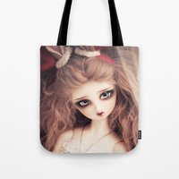 And so its Christmas Tote Bag