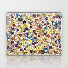 Flower Filed Laptop & iPad Skin