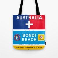 Bondi Beach Sydney Austr… Tote Bag