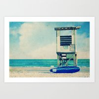 In the Summertime Art Print