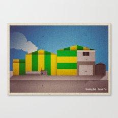Breaking Bad - Hazard Pay Canvas Print