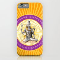 iPhone & iPod Case featuring Shiva by Tashi Delek