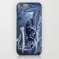 iPhone & iPod Case featuring magic garden at night by Marianna Tankelevich