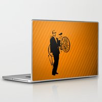 bill murray Laptop & iPad Skins featuring Bill Murray by Spyck
