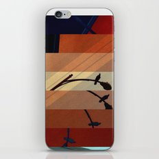 The Bird iPhone & iPod Skin