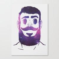 Stargazer | VACANCY Canvas Print