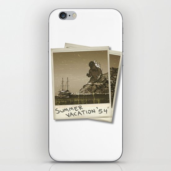 Summer of '54 iPhone & iPod Skin