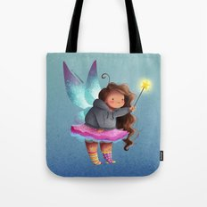 the lazy fairy godmother Tote Bag