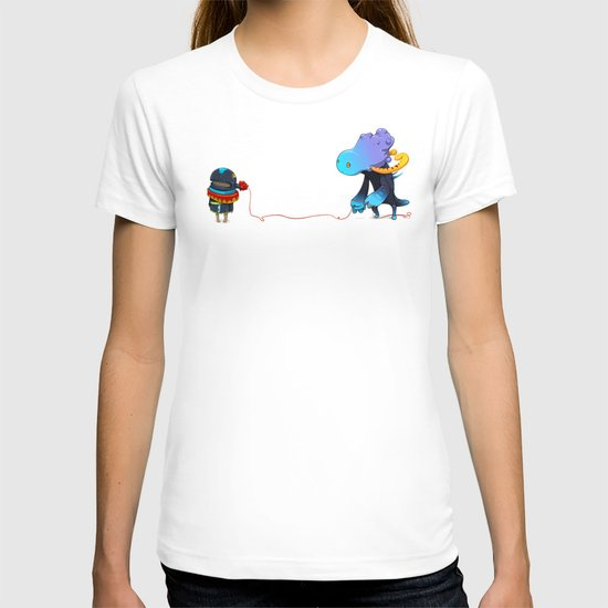 Thread Troll T-shirt