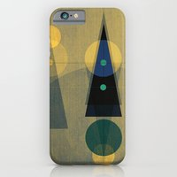 iPhone & iPod Case featuring Geometric/Abstract 18 by ViviGonzalezArt