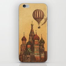 Moving to Moscow iPhone & iPod Skin