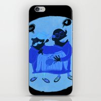 Love/hate iPhone & iPod Skin
