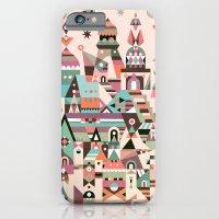 iPhone & iPod Case featuring Structura 5 by C86   Matt Lyon