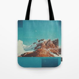 Tote Bag - Fractions A39 - Seamless