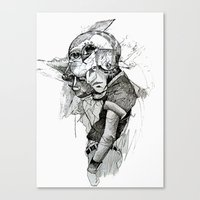 Dream Cycle Canvas Print