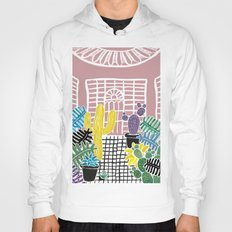 Cacti & Succulent Greenhouse Hoody