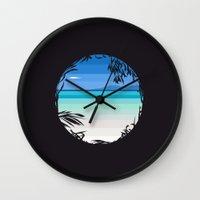 Moana Patitifa Wall Clock
