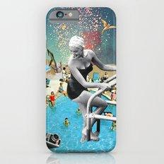 Happy Hippy Hippo iPhone 6 Slim Case