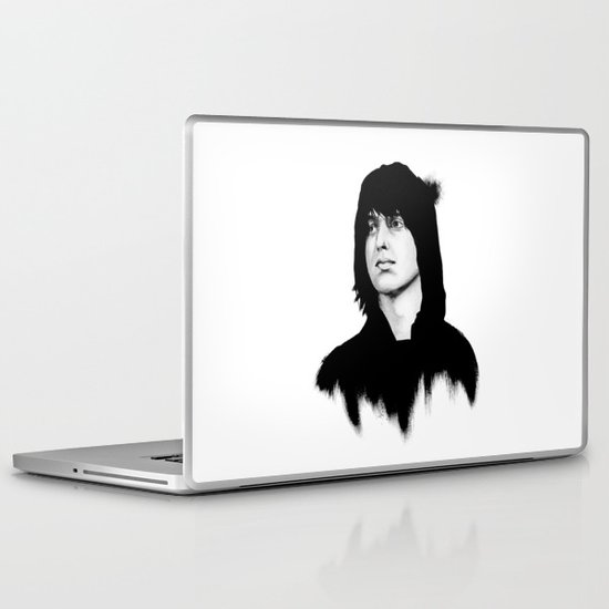 JULIAN Laptop & iPad Skin