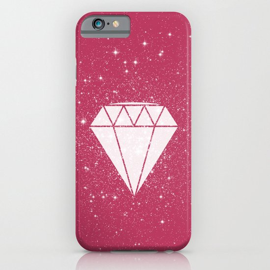 Space Diamond  iPhone & iPod Case