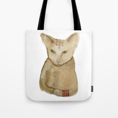 Totem Kitteh 1 Tote Bag