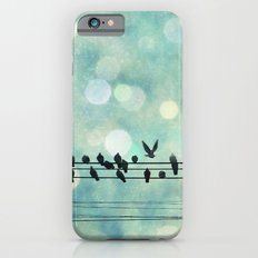 Snow Birds iPhone 6 Slim Case