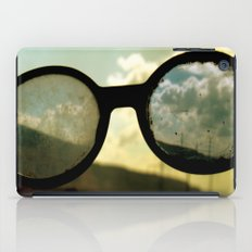 Seeing Clearly iPad Case