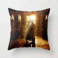 Love Like A Sunset Throw Pillow