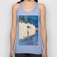 Into the Water Unisex Tank Top