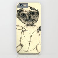 iPhone & iPod Case featuring Teddy bear by Attila Hegedus