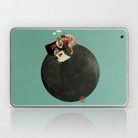 Life On Earth   Collage Laptop & iPad Skin