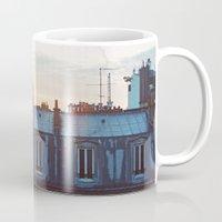 Bonjour Paris! Mug