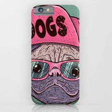 Dogs Slim Case iPhone 6s