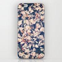 Petals iPhone & iPod Skin