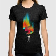 T-shirt featuring Space Vandal by Budi Kwan