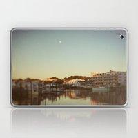 Harbor Moon Laptop & iPad Skin