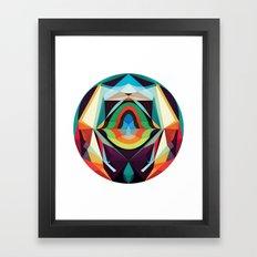 All The Inner Worlds Framed Art Print