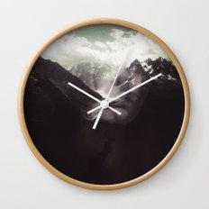 Prolepsis Wall Clock